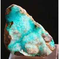 Nadir! Kristalize Mavi Chrysocolla