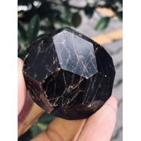 XL! Doğal Garnet (GRANAT) Dodecahedron Kristal